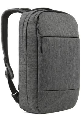 "Рюкзак Incase City Compact Backpack 15"" (Heather Black) CL55571"