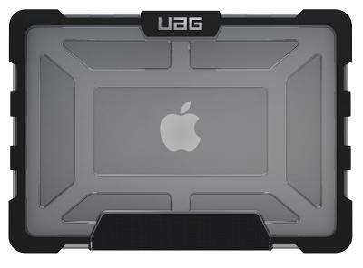 "Чехол-накладка UAG Ash для MacBook Pro with Retina Display 13"" (Transparent) MBP13-A1502-ASH"