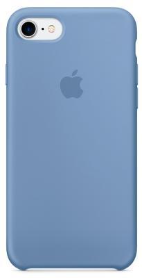 Чехол-накладка Apple Silicone Case Azure для iPhone 7/8
