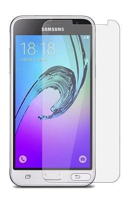 Защитное стекло Gio для Samsung Galaxy J3 2016 (J320) (Прозрачный) Asahi 0.33 mm