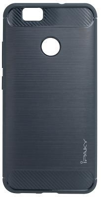 Чехол-накладка TPU iPaky Slim Huawei Nova Blue