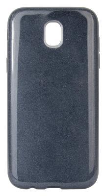 Чехол силиконовый Samsung J5 2017 Shine Black