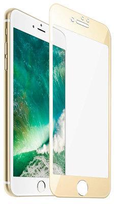Защитное стекло NP 4D Iphone 7 Gold