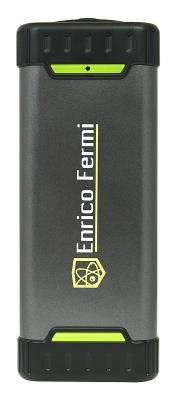 Портативная батарея Enrico Fermi 20800mAh +220V black (HTE027)