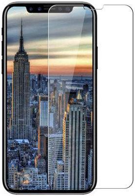 Защитное стекло Gio iPhone X Asahi 0.33 mm clear