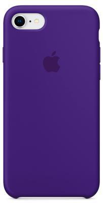 Чехол-накладка Apple iPhone 8/7 Silicone Case Ultra Violet