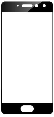 Гибкое стекло Gio Meizu Pro 7 full cover black