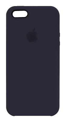 Чехол-накладка Copy Original Silicone (Midnight Blue) iPhone 5/5S
