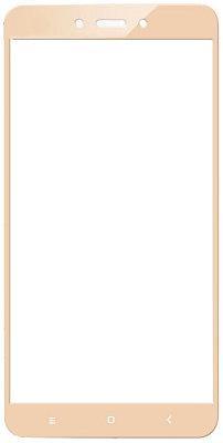 Защитное стекло Miami Xiaomi Redmi Note 4X Full Screen Gold