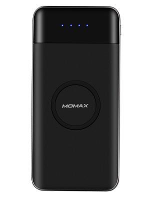 Портативная батарея Momax iPower Elite 10000mAh WC (IP52BD) black