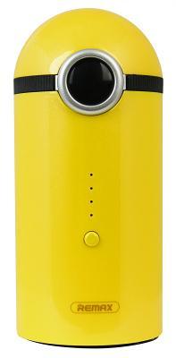 Портативное ЗУ Remax (Cutie) 10000mAh Желтый