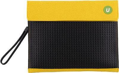Клатч для планшета Upixel Yellow and Black