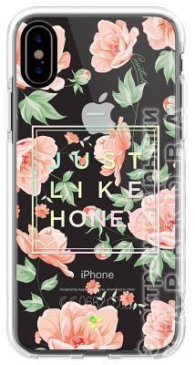 Чехол-накладка Case Studi (Honey) для iPhone X - Чехлы для телефонов, mp3 плееров на рынке Барабашова