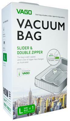 Вакуумный пакет Vago Large TVB3
