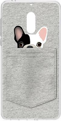 Чехол-накладка Wise (Собачка в кармане) для Nokia 6