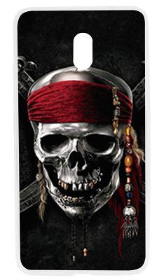 Чехол-накладка Wise (Череп) для Nokia 3