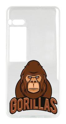 Чехол-накладка Wise (Gorillas) для Meizu Pro 7