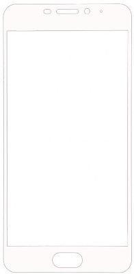 Защитное стекло Miami Meizu M5 Note Full Screen White