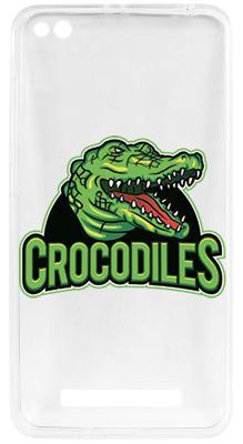 Чехол-накладка Wise (Crocodiles) для Xiaomi Redmi 4A