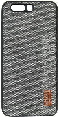 Чехол-накладка Mofi Fabric Back Case (Grey) для Huawei Honor 9 - Чехлы для телефонов, mp3 плееров на рынке Барабашова