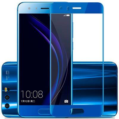 Защитное стекло Gio Honor 9 2.5D full cover blue