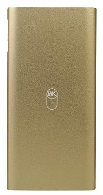 Портативная батарея WK (WP-010) 10000mAh Золотой