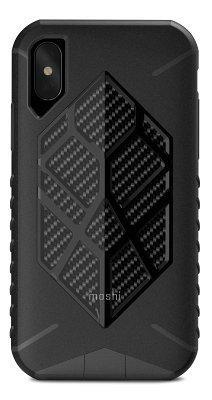 Чехол-накладка Moshi Talos (Black) 99MO086041 для iPhone X