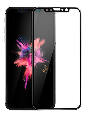 Защитное стекло Remax для iPhone X (Черный) 3D Gener