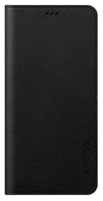 Чехол-накладка Samsung Wallet Flip (Black) для Galaxy A8+