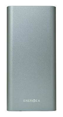 Портативная батарея Energea (AlupacPD) 20 000mAh PD+QC3.0 Gunmetal