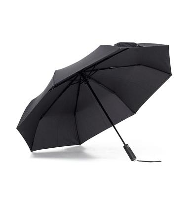 Зонт Xiaomi Automatic Umbrella Черный