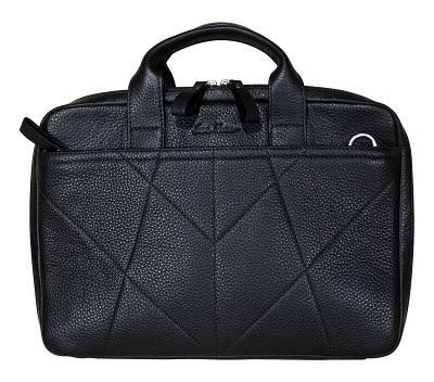 """Чехол-сумка для ноутбука Issa Hara MacBook 13"""" (Черный) B33 11-00"""