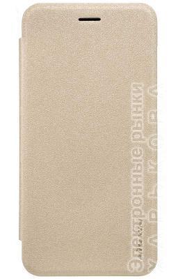 Чехол Nillkin Sparkle leather Samsung Galaxy A730F (Gold) - Чехлы для телефонов, mp3 плееров на рынке Барабашова