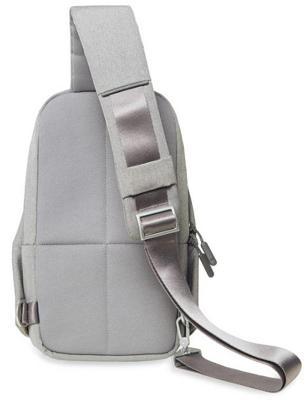 Рюкзак Xiaomi City Sling Bag Light (Gray)