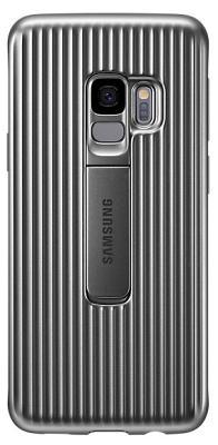 Чехол Samsung Galaxy S9 (G960) Protective Cover Silver (EF-RG960CSEGRU)