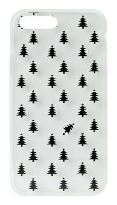 Чехол-накладка ART (Ёлки) для iPhone 8 Plus/7 Plus