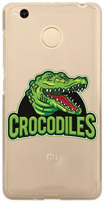 Чехол-накладка Wise (Crocodiles) для Xiaomi Redmi 4x