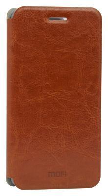 Чехол-книжка Mofi Flip Case (Brown) для Huawei Honor 6C Pro