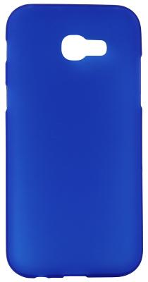 Чехол-накладка Original Silicon для Galaxy A520 (синий)