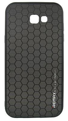 Чехол-накладка Remax Gentleman Honeycomb для Samsung A720
