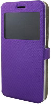 Чехол-книжка Wise для Doogee X7 Pro Purple