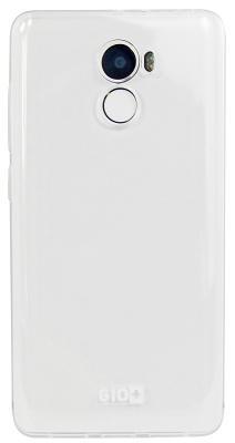 Чехол-накладка Gio Case Ultra-Thin Transparent для Xiaomi Redmi 4