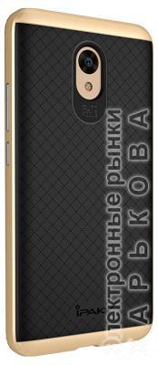 Чехол-накладка iPaky Original для Meizu M5 (золотой) - Чехлы для телефонов, mp3 плееров на рынке Барабашова