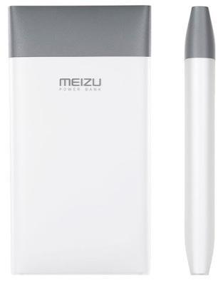 Портативная батарея Meizu M8E 10000mAh grey/white