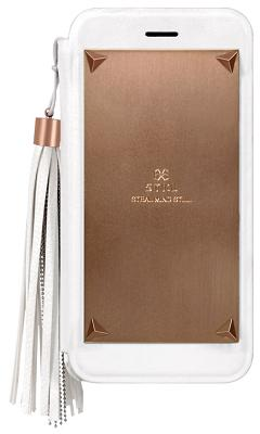 Чехол-книжка STIL LOVE TRIANGLE WHITE для iPhone 6/6s