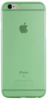 Чехол-накладка Shang Ultra Thin для iPhone 6/6S (зеленый)