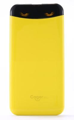 Портативная батарея Cager 6000mAh yellow (S88)