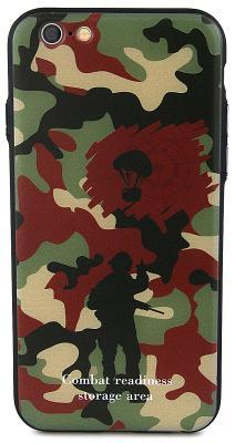 Чехол WK 3D Рrint Combat для iPhone 6/6S