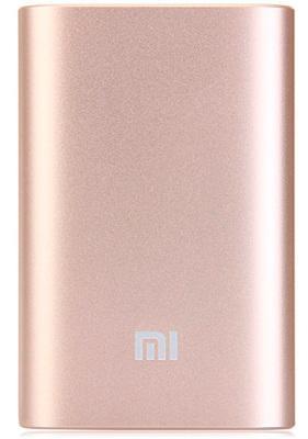 Портативная батарея Xiaomi 10000mAh Gold (NDY-02-AN)