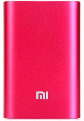 Портативная батарея Xiaomi 10000mAh Red (NDY-02-AN)
